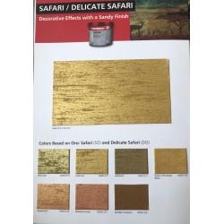 Декоративна мазилка  Safari  Злато