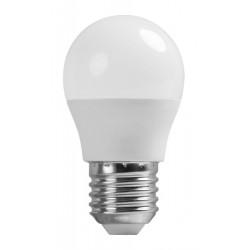 LED крушка балон 5W неутрална светлина LBG52742
