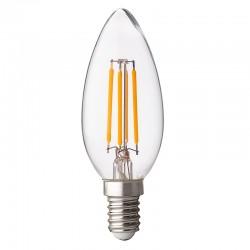 LED димираща крушка конус неутрална светлина LFC41442D