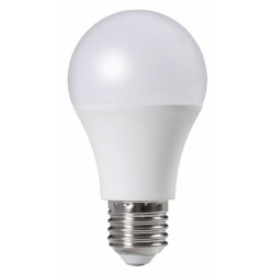 LED крушка балон 3W неутрална светлина LBG32742