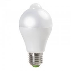 LED крушка с PIR сензор 6W  LBPS62742