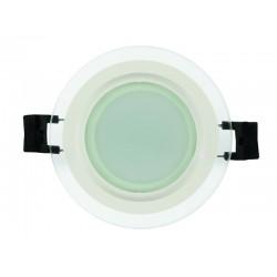 Стъклен Лед панел за вграждане LPRG642