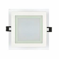 Стъклен Лед панел за вграждане LPSG642