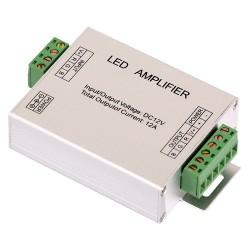 Усилвател за RGB светодиодна лента RGBAMP12A