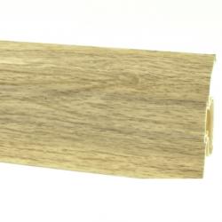 PVC подов перваз  Prexa W4 цвят дъб