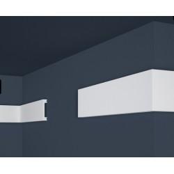 Декоративен перваз INTERO - HD-1  - 2.20м - 13/65мм