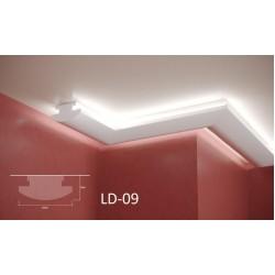 Профил за скрито осветление - LD 09
