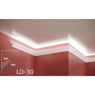 Профил за скрито осветление - LD 30