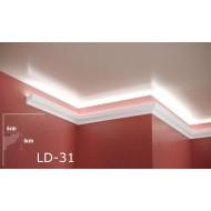 Профил за скрито осветление - LD 31
