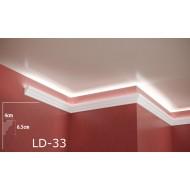 Профил за скрито осветление - LD 33