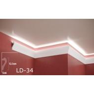 Профил за скрито осветление - LD 34