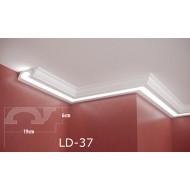 Профил за скрито осветление - LD 37