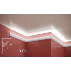 Профил за скрито осветление - LD 06