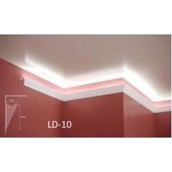 Профил за скрито осветление - LD 10