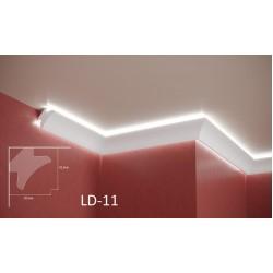 Профил за скрито осветление - LD 11