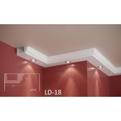 Профил за скрито осветление - LD 18