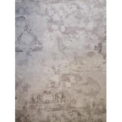 Винтидж Фон графит 1004-017