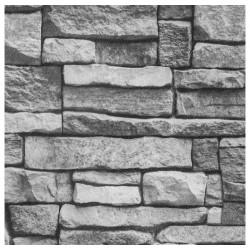 3D Каменна стена гълъбово сиво 2003